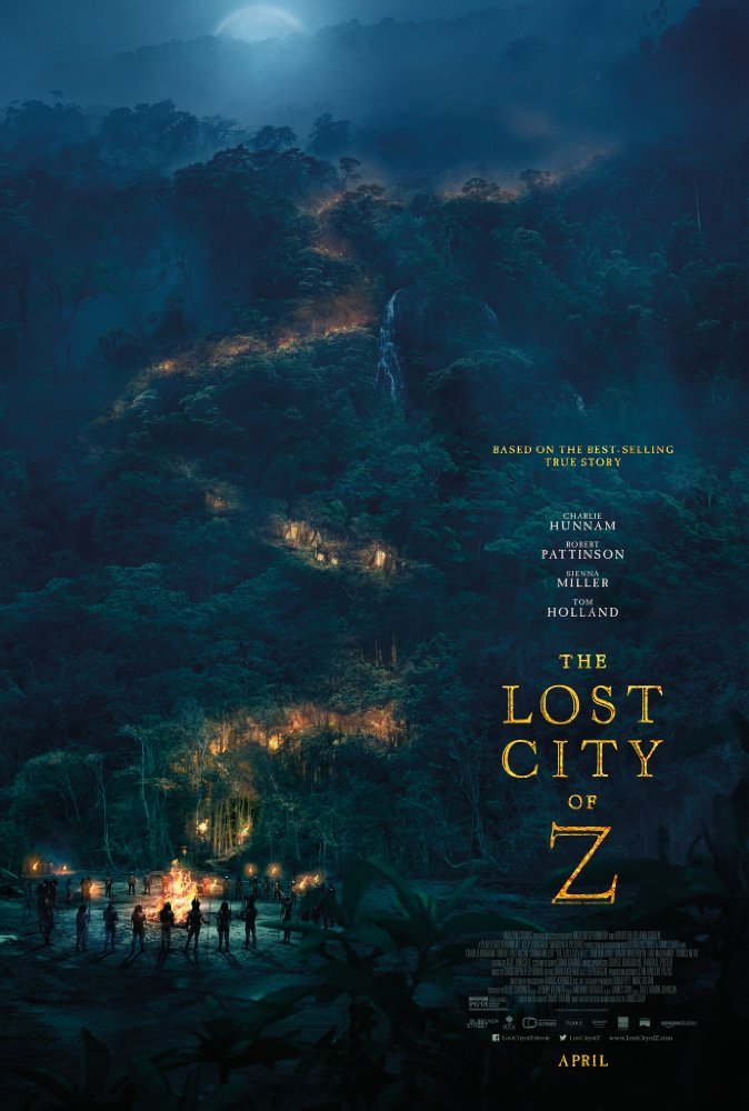 May 2017: The Lost City of Z