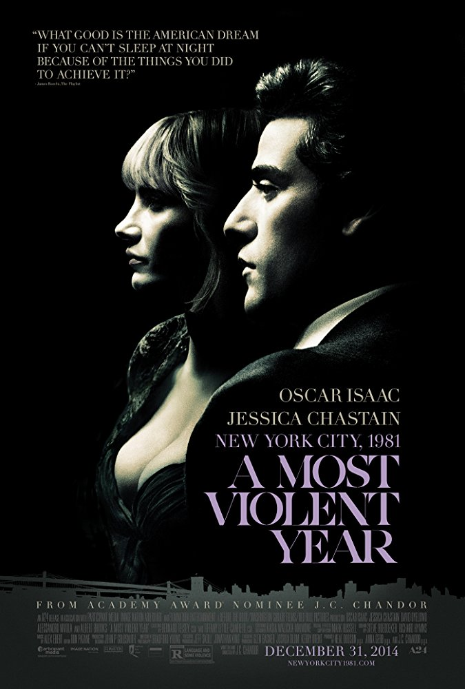 May 2015: A Most Violent Year