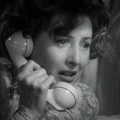 Barbara Stanwyck, Sorry, Wrong Number