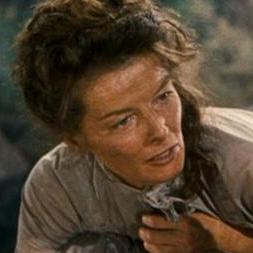 Katharine Hepburn, The African Queen