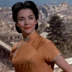 Jennifer Jones, Love Is a Many-Splendored Thing