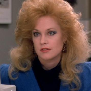 Melanie Griffith, Working Girl