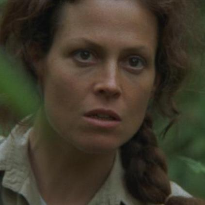 Sigourney Weaver, Gorillas in the Mist