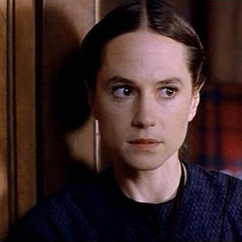 Holly Hunter, The Piano