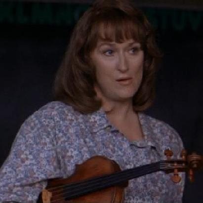 Meryl Streep, Music of the Heart