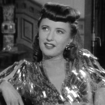 Barbara Stanwyck, Ball of Fire